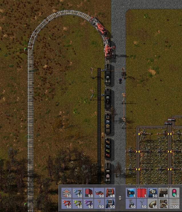 Factorissimo - Outpost Train.jpg