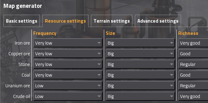 Fatorio resource settings.png