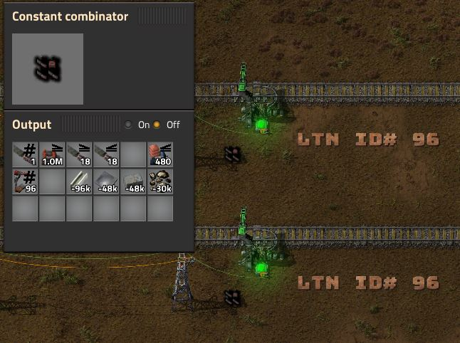 Factorio Pink science - LTN Requester of Multiple items on Multiple stations.JPG