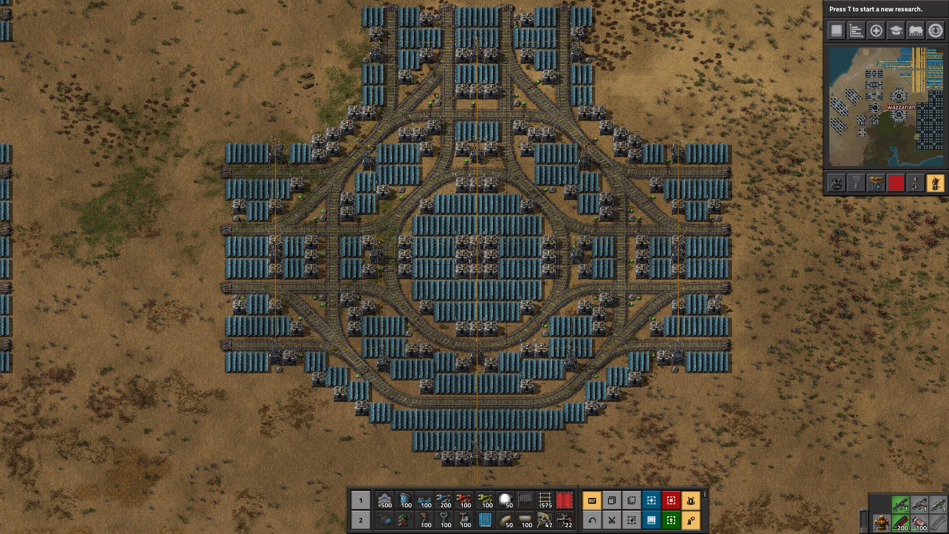 3 way intersection