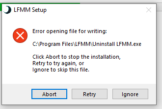LFMM_install_abort.png