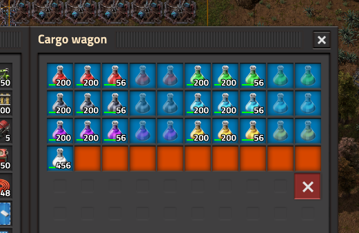 No Belts research wagon contents.png